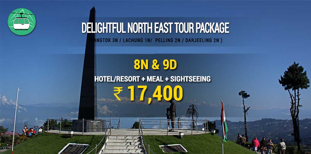 Delightful North East Tour Package
