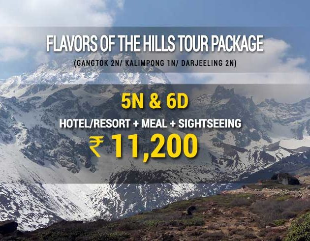 Flavors Of The Hills Tour North East India Package
