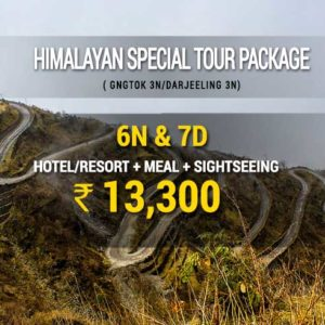 Himalayan Special North East Tour Package