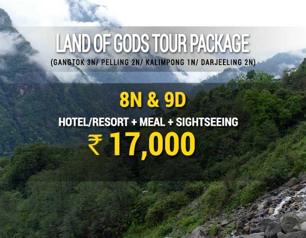 Land Of Gods Tour Package
