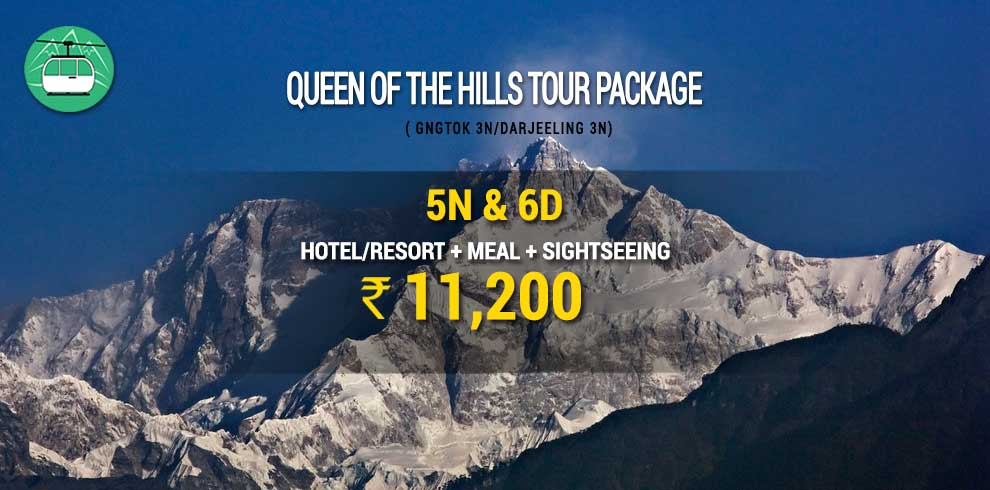 Queen Of The Hills Tour Package