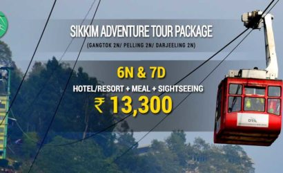 Sikkim Adventure Tour Package