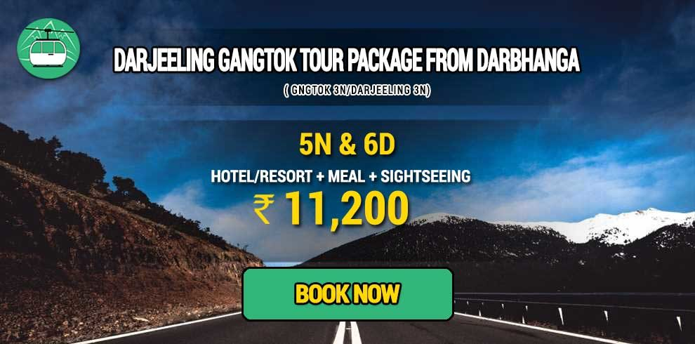 Darjeeling-Gangtok-tour-package-from-Darbhanga