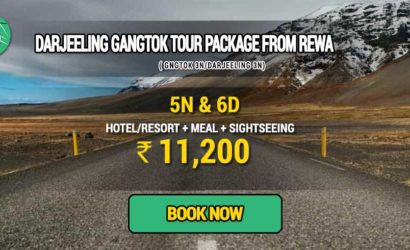 Sikkim Darjeeling Gangtok tour package from Rewa