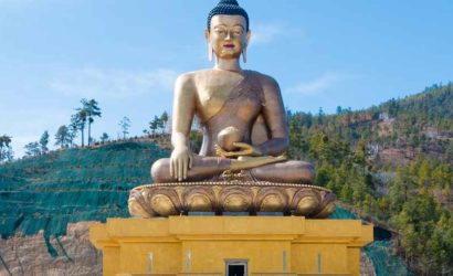 Dazzling Beauty of Bhutan Tour Package