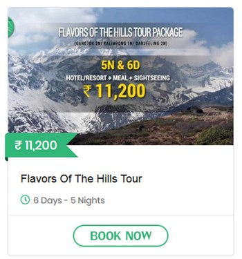 Flavors Of The Hills Tour