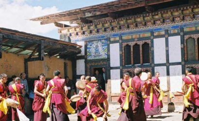 Bhutan Tour Package from India