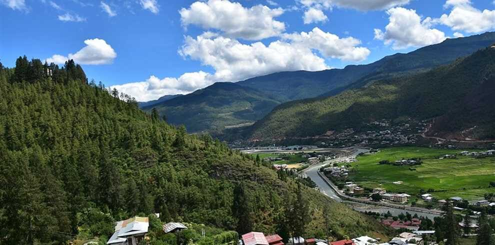 Bhutan Tour Package from Lucknow